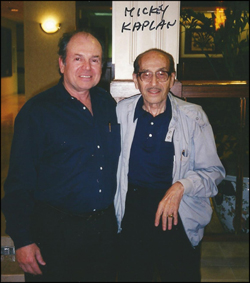 Barry Shiloff and Mickey Kaplan