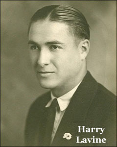 Harry Lavine