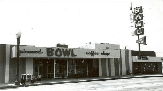 Harry and Jesse's Picwood Bowling Alley